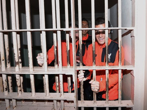 Liverpool take a trip to Alcatraz prison on pre-season tour in America