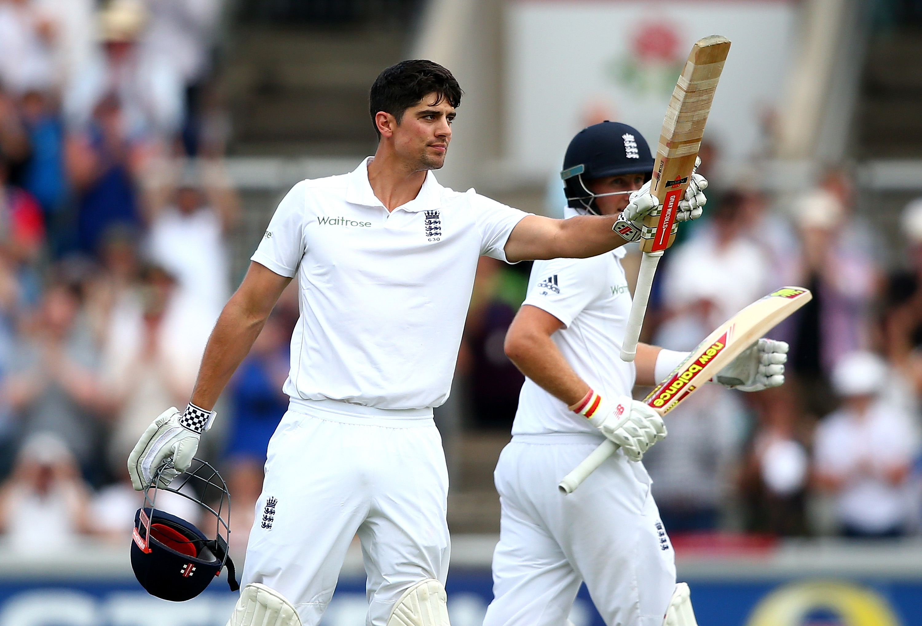 England vs Pakistan: Day 1 debrief as Alastair Cook equals Don Bradman with 29th Test century