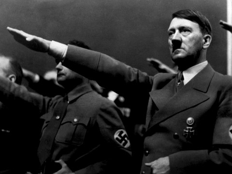 New book claims Hitler was 'paranoid schizophrenic with a persecution complex'