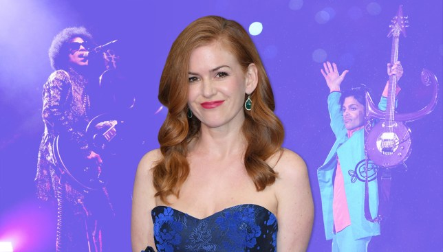 Isla Fisher to play Prince in a movie Credit: Getty Images/Metro