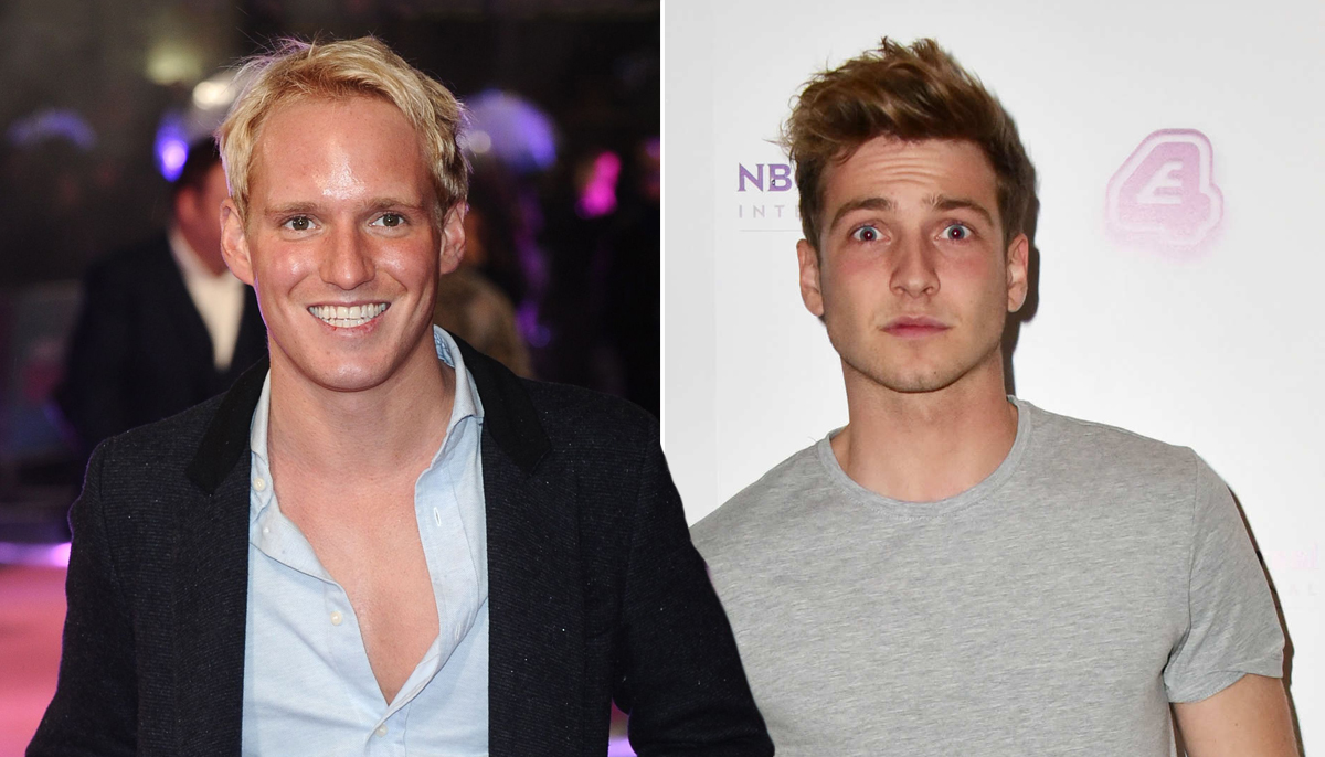 Made In Chelsea's Sam Thompson and Jamie Laing 'throw punches' in fight over Tiffany Watson
