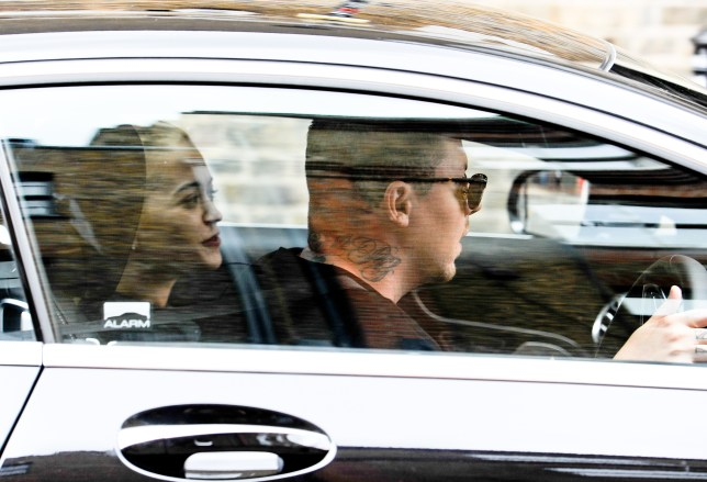 Pro Green and Rita Ora go on a cheeky date for a cheeky Nandos (someone kill me I can't believe I just wrote that)