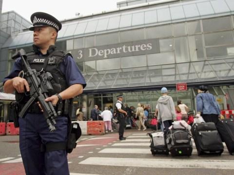 Terror threat made against Heathrow airport