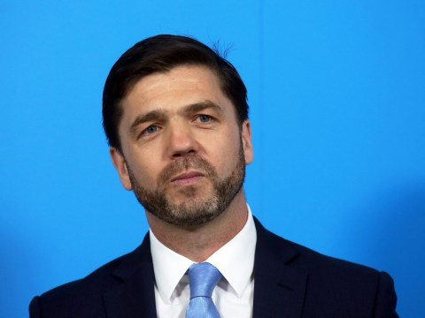 Married Tory Stephen Crabb 'sent sex texts to young woman'