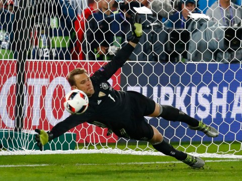 Manuel Neuer spares Ozil and Schweinsteiger's blushes to send Germany through after epic penalty shootout