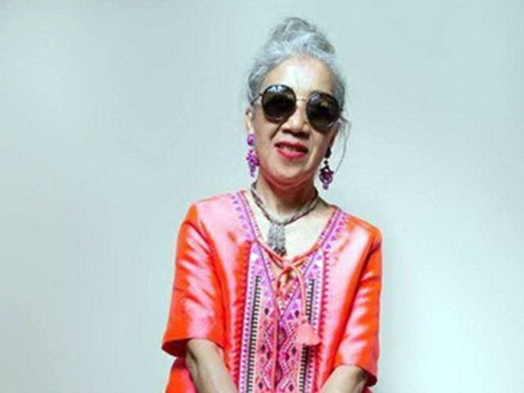 This 80-year-old is way more stylish than all of us