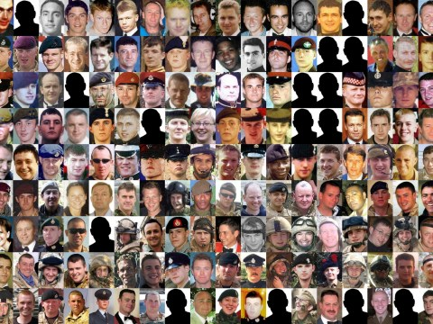 Chilcot report: Remembering the 179 Brits killed during the war in Iraq
