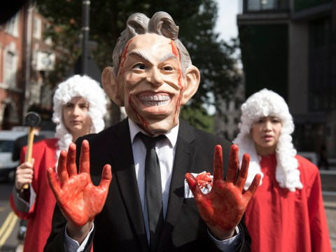 Chilcot report: Blair supported Iraq action 'whatever'
