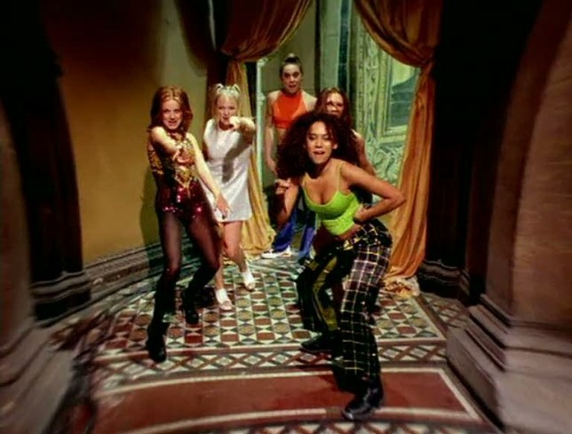 How well do you remember the video to Wannabe