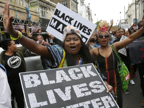 Pictures: Black Lives Matter protest brings Brixton to a standstill