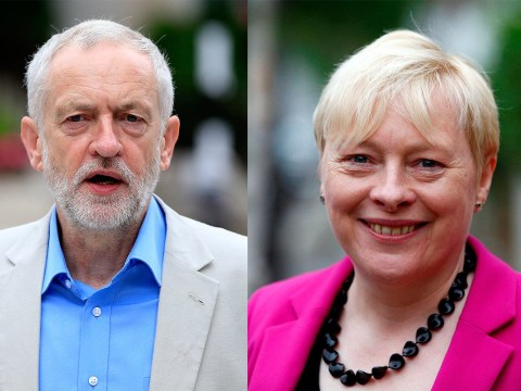 Jeremy Corbyn 'disappointed' in Angela Eagle's bid for leadership