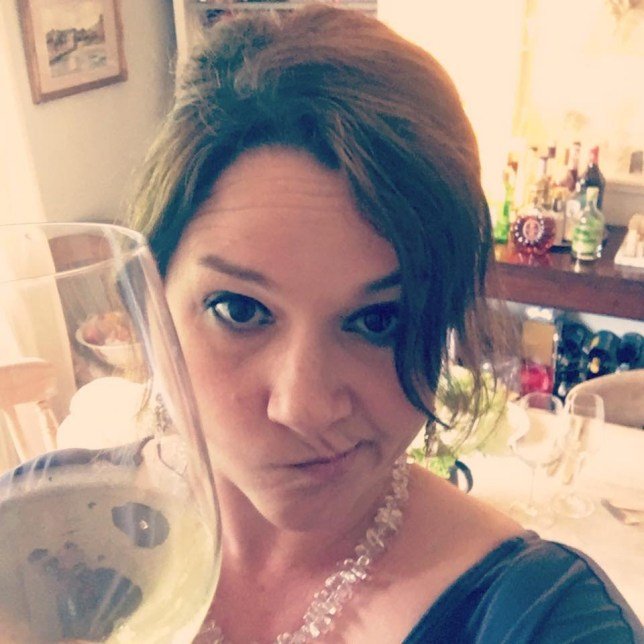 Mum shares brilliantly funny post about getting drunk to avoid listening to daddy's 'witty remarks' CREDIT facebook.com/peterandjaneandpatthedog