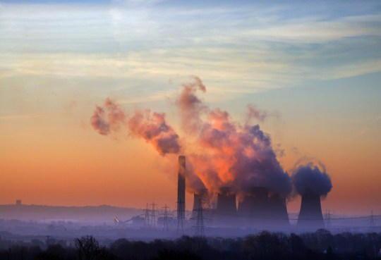 Worrying future of environment policy under Theresa May CREDIT GETTY