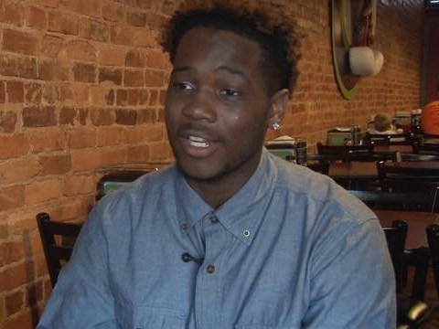 Homeless teen bikes six hours to university to study to become a doctor