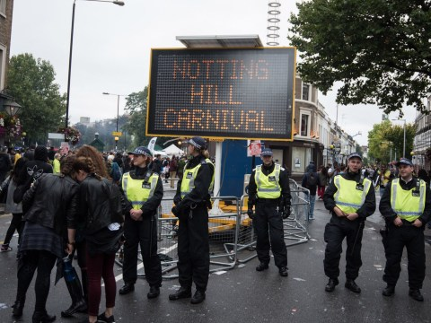 There could be SAS snipers at the Notting Hill Carnival
