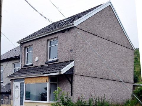 There's a three-bed house on sale for £8,000 – but there's a catch