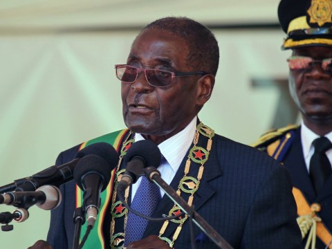 Prophet predicts that President Mugabe will die in October and now he's in trouble