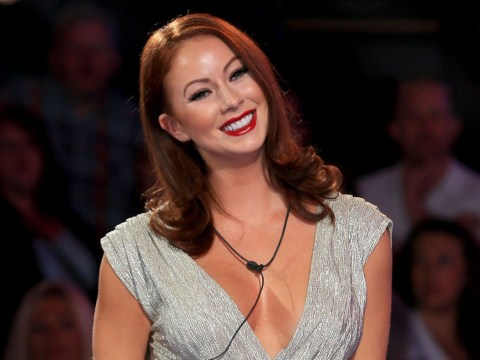 Big Brother's Laura Carter reveals she is 16 weeks pregnant after conceiving in Las Vegas
