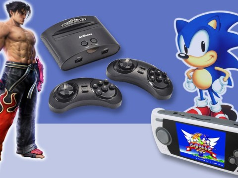 Sega to release mini Mega Drive console and we can't cope
