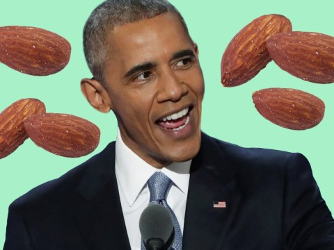 No, Obama doesn't eat exactly seven almonds every night