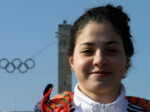 Meet the teen who escaped war in Syria to go for Olympic gold