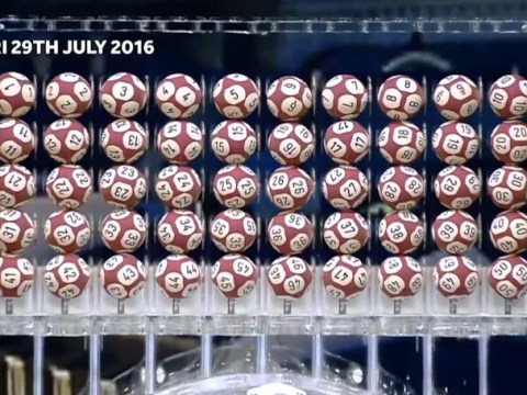 British lotto player wins massive £61m jackpot