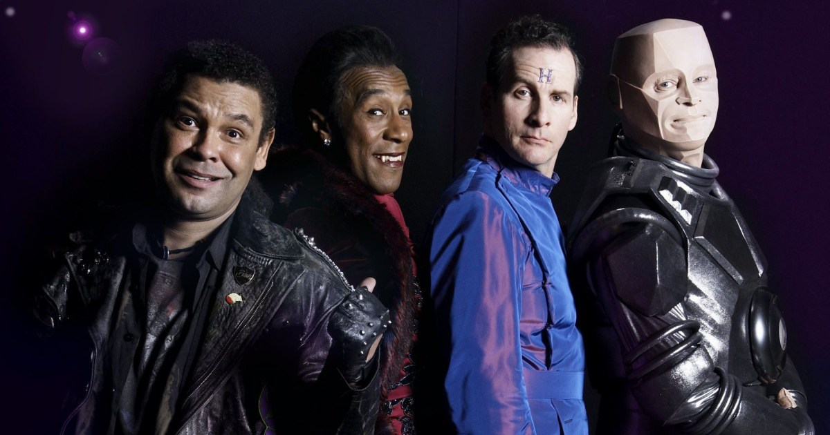 red dwarf cast - HD 1831×1150