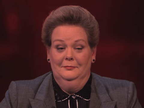The Chase's Anne Hegerty 'got Dick' and she's really happy about it
