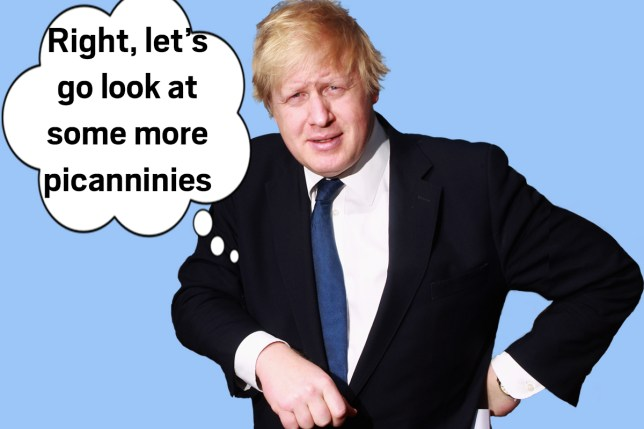 XX things Boris has said that make him the perfect foreign minister