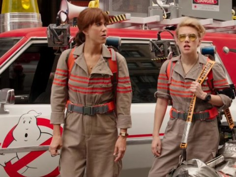 This is the BEST and most stupid criticism made about the new Ghostbusters
