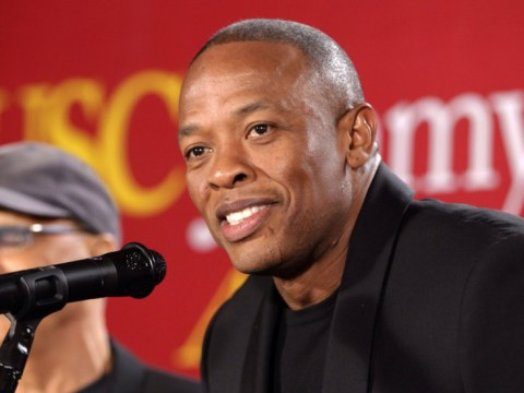 Dr Dre detained outside LA home after 'pointing a gun' at motorist
