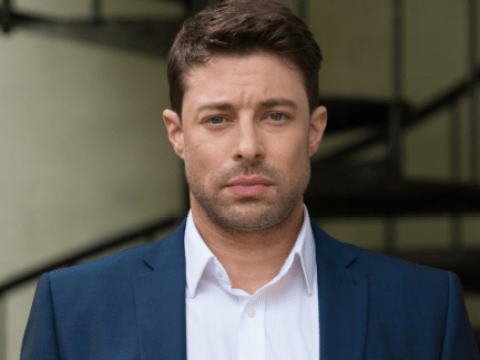 Hollyoaks star Duncan James is convinced he's seen a ghost