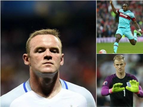 England World Cup 2018 XI: Wayne Rooney binned, but Raheem Sterling remains