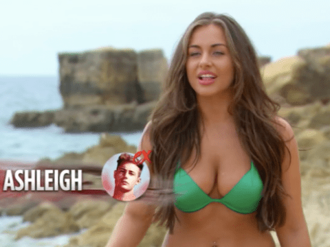 Is Scotty T's Ex On The Beach ex about to enter the Celebrity Big Brother house?