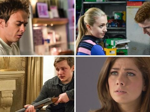 EastEnders and Coronation Street death traumas, Emmerdale shooting, Hollyoaks body: 12 huge spoilers next week