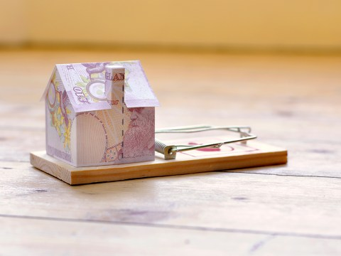You'll probably spend £53,000 on rent by the time you're 30