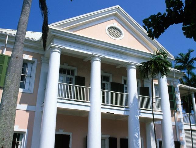 Bahamas, Nassau, Supreme Court building getty images