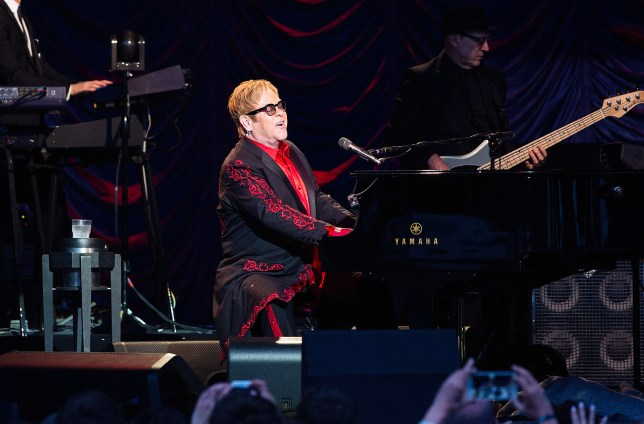 Sir Elton John loses battle to gag press...from reporting sexual harassment case