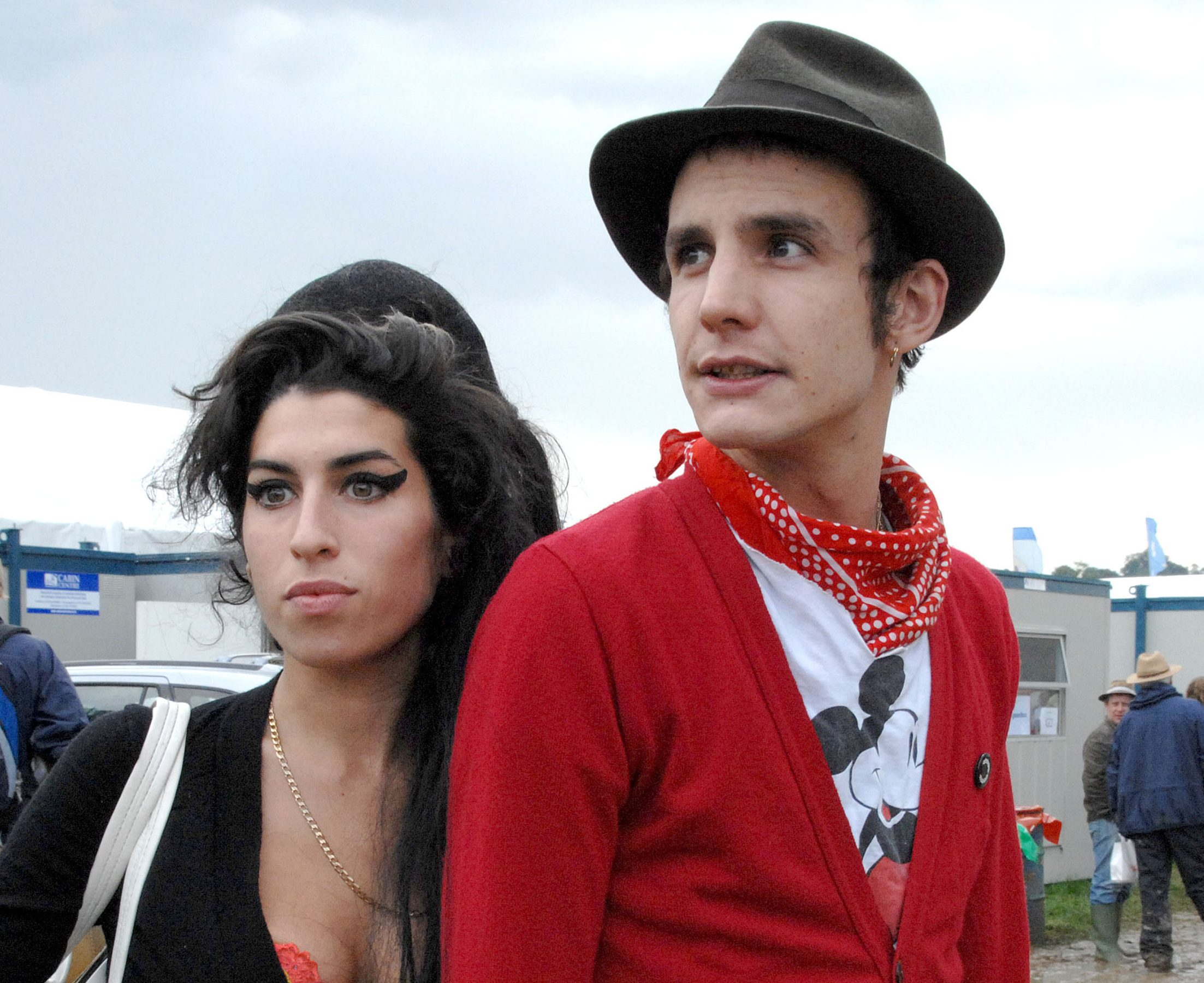 Blake Fielder-Civil claims Amy Winehouse tried to kill herself eight weeks before her death