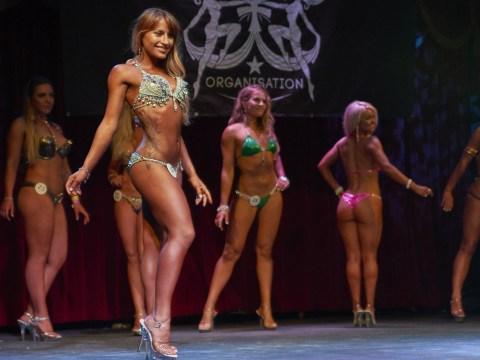 How I transformed into a bronzed, shredded bikini fitness champion in just 20 weeks