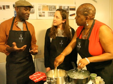 Free vegan cooking classes in London could transform your health