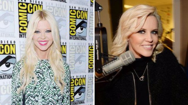 Listen to Tara Reid and Jenny McCarthy throw shade at each other in car crash interview