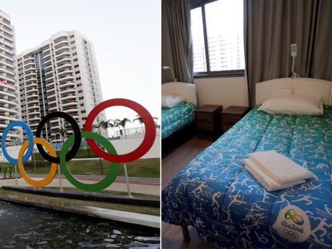 Rio Olympics athletes' village is 'uninhabitable' and many are refusing to stay there