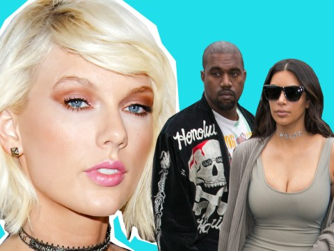 Here's the full transcript of THAT phone call between Kanye West and Taylor Swift