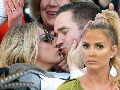 Katie Price was put on a sex ban during hubby Kieran Hayler's treatment for sex addiction