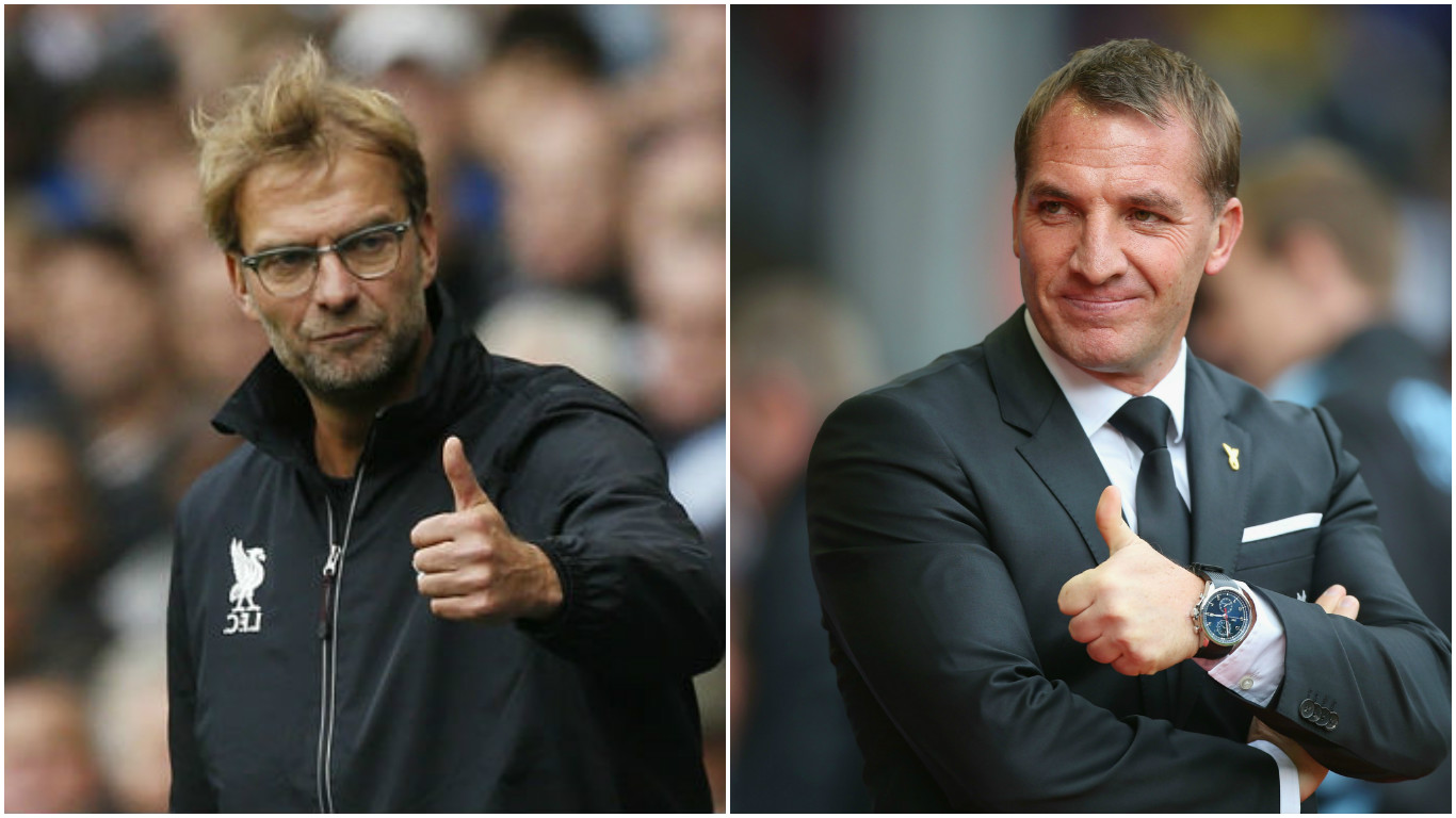Rodgers is tipping Klopp to enjoy success at Liverpool. (Picture: Getty)