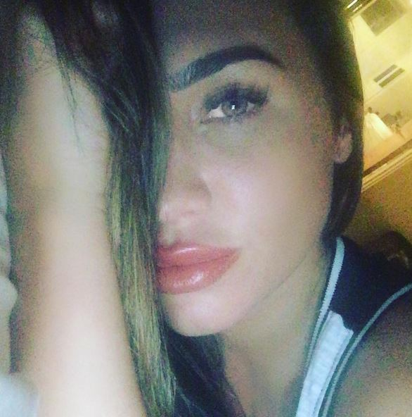 Towie's Lauren Goodger accused of photoshopping her Instagram pictures again