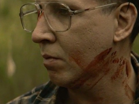 Watch Marilyn Manson transform and play an unsettling hitman in Let Me Make you a Martyr