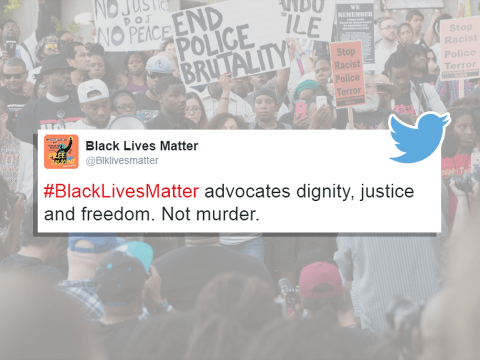 Black Lives Matter calls Dallas shooting a 'tragedy' in statement