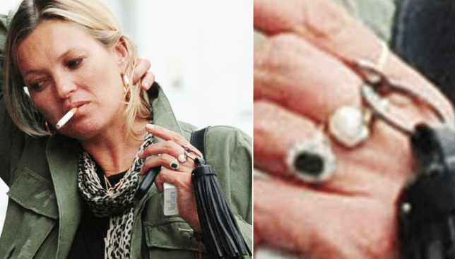 Is Kate Moss engaged? (Picture: Xposure)
